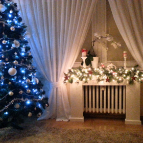 """Moje """"bajeczne"""" Święta"""
