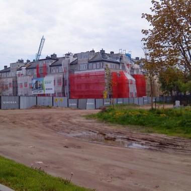 ostatnio robione zdjęcie mojego nowego mieszkania w bloku. w październiku odbiór:)
