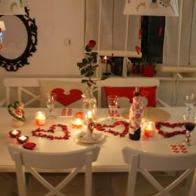 Walentynkowy wieczór