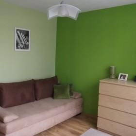 Mały pokój - sypialnia