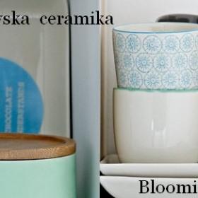 Ceramika skandynawska z Bloomingville