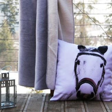 Poduszki dekoracyjne i koce inspirowane naturą
