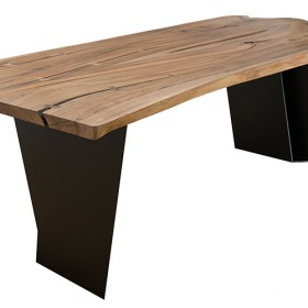 wood-accent - stół do jadalni