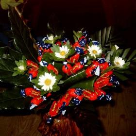 Kwiaty i upominek w jednym...