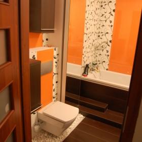 Stylowa łazienka w apartamencie