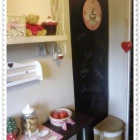 Małe zmiany w kuchni:)