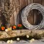 Pozostałe, Moje wieńce wielkanocne i dekoracje - Dekoracja Wielkanocna. Kwiaty. Wianek