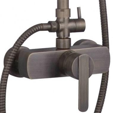 Baterie Prysznicowe Retro - mosiężne baterie retro