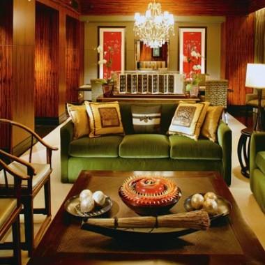 ciepłe i piękne salony