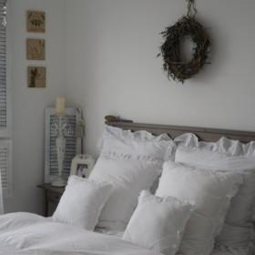 Sypialnia ukończona