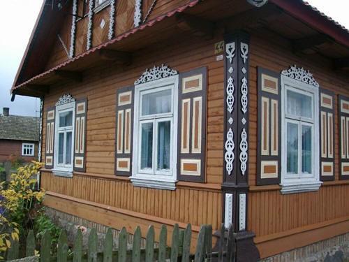 Okna i drzwi, Okiennice