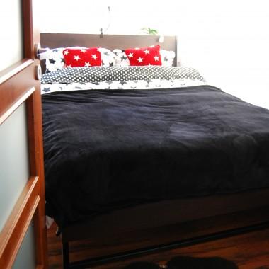 Sypialnia cała w gwiazdach