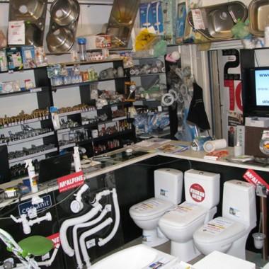 KRAN - łazienki