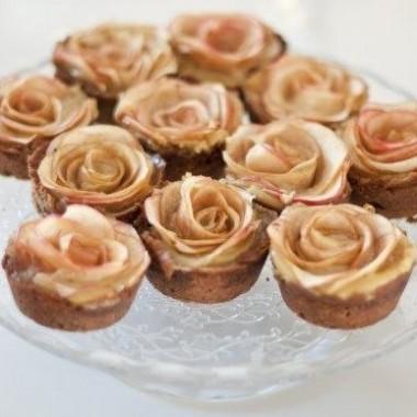 Róże do zjedzenia