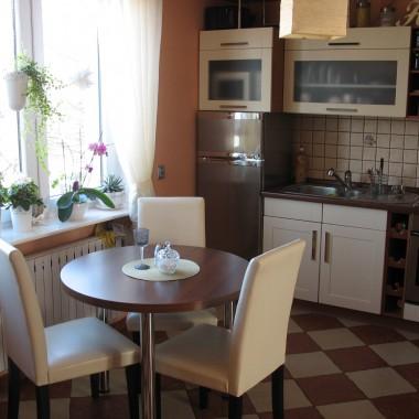 Kuchnia i sypialnia