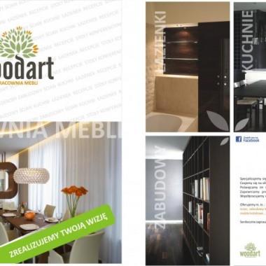Wood-art Pracownia Mebli - realizacje