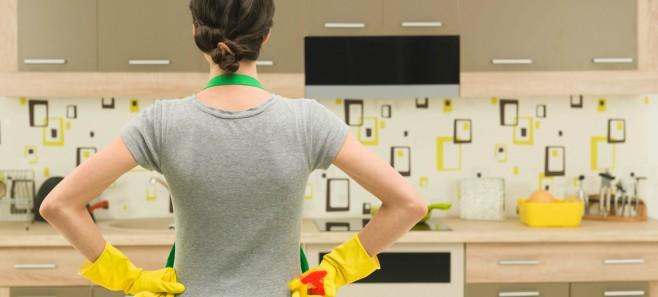 Najtańszy sposób na wysprzątanie całej kuchni