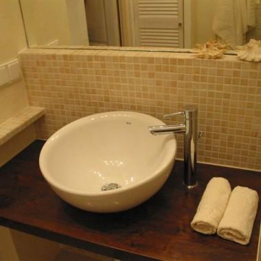 maleńka łazienka