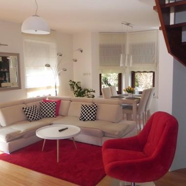salon i kuchnia - zmiany wiosenne