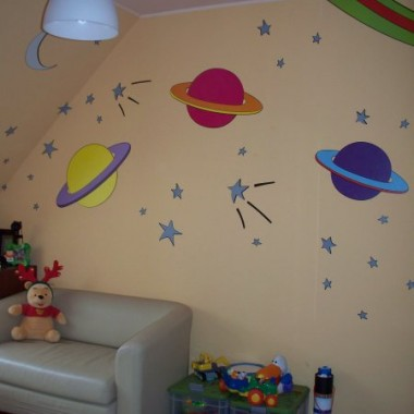 Kubusiow raj Kacperka zamieniony na Kosmos :)