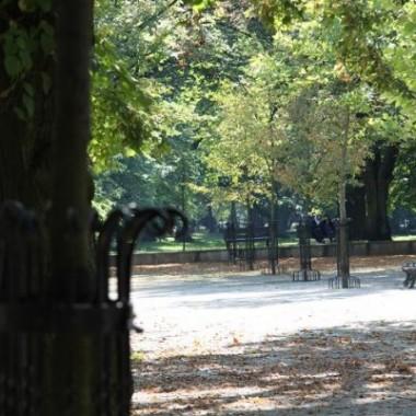 Wieczorkiem,kiedy jest już zimno nie ma nic lepszego jak gorąca herbata :) Jesień w tym roku sprzyja spacerom,pogoda dopisuje i mamy okazję podziwiać Polską Złotą Jesień.We Wrocławskim parku,widać ją na każdym kroku...