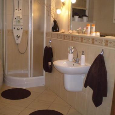 łazienka po maleńkich zmianach