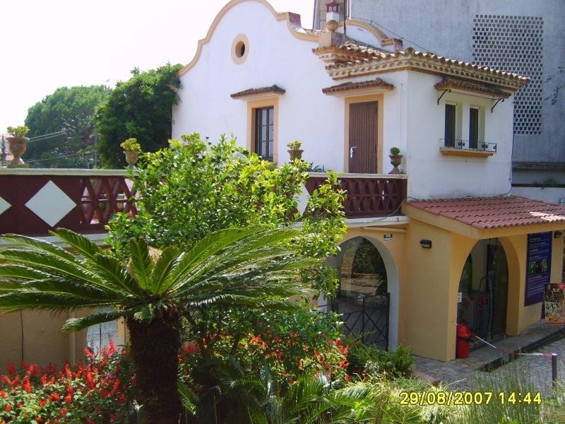 Rośliny, Ogród botaniczny w Blanes,Costa Brava