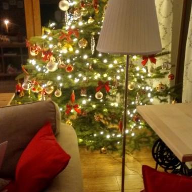 To pierwsze moje takie święta, nowy dom, dekorowanie, ozdoby i ta atmosfera... Nie do zapomnienia...