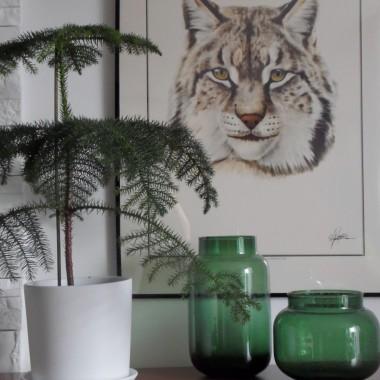 Wielkich rewolucji czyt. generalnych remontów- brak. Mieszkanie zmienia się wraz z porami roku, inspiracji szukam w barwach, to od nich się wszystko zaczyna. Lubię tę domową zabawę kolorami, to dla mnie swoista chromoterapia, lubię sztukę, zmiany w swoim otoczeniu, a nade wszystko lubię przyrodę. Stąd cytaty z natury i namiętne przenoszenie jej do domu..:)