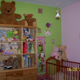 pokój 3-letniej córeczki