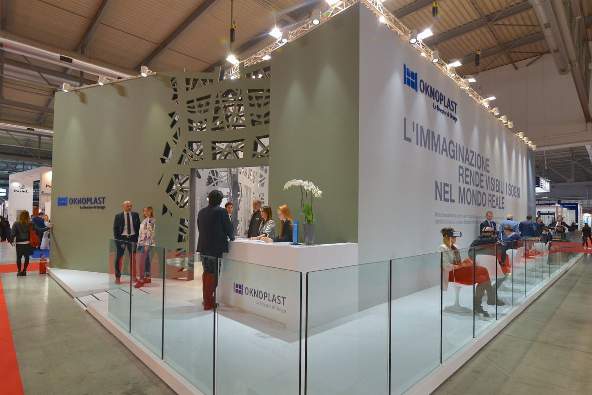 Poddasze, Targi Made Expo 2017 Mediolan, Włochy
