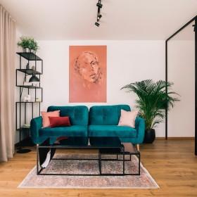 Gdańskie mieszkanie artystki