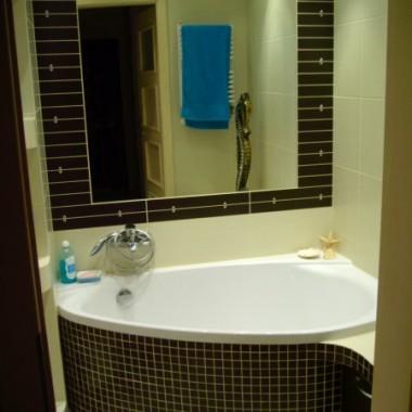 Łazienka prawie skończona