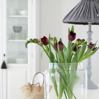 Tulipany juz sa  jeszcze troche i bedzie tez wiosna....