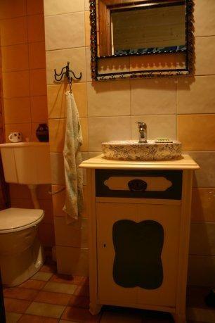 Łazienka, umywalki