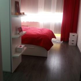 Sypialnia+garderoba
