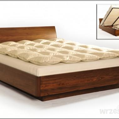 Łóżka z pojemnikiem na pościel, Grande Mare