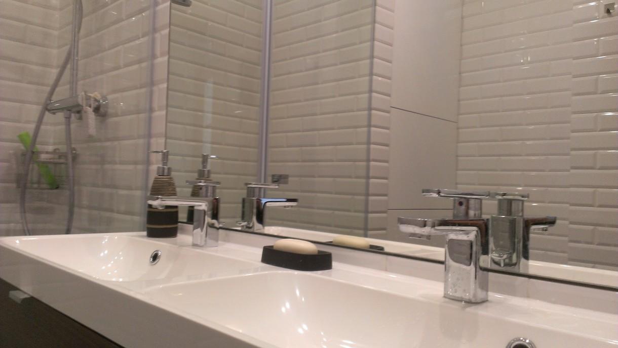 łazienka W Stylu Paryskie Metro Deccoriapl