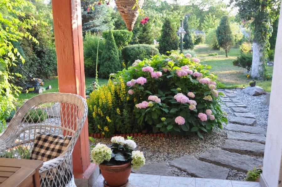 Pozostałe, Letni ogród