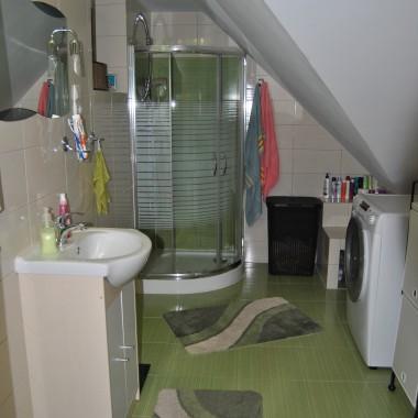 Nasza skromna łazieneczka