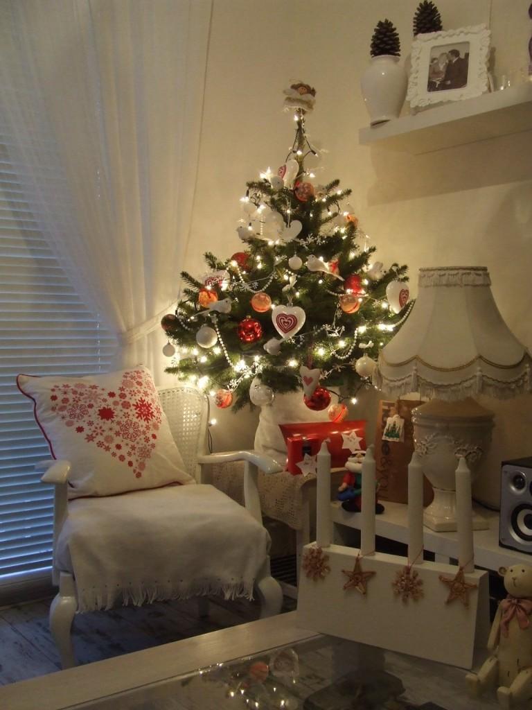 Pozostałe, Świątecznie....... - w tym roku troszkę czerwieni....