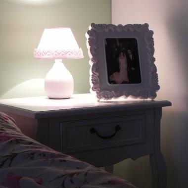 stoliczek nocny- nowy nabytek
