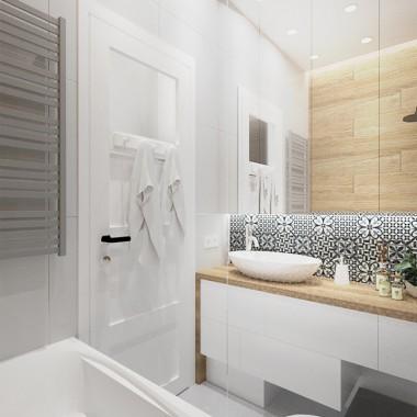 łazienka Z Miejscem Dla Kota Deccoriapl