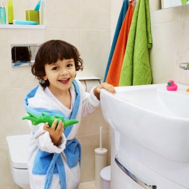 Cersanit Pure Silver Protect- bezpieczna łazienka