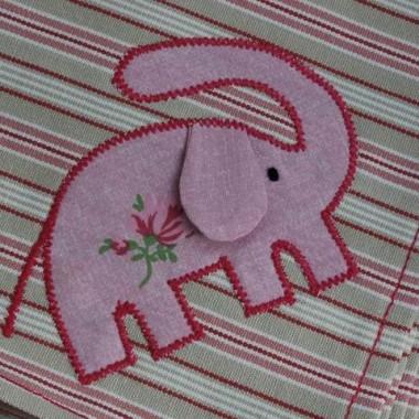 serwetki w słonie