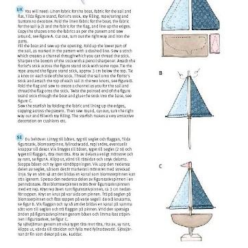 łódka wykonanie