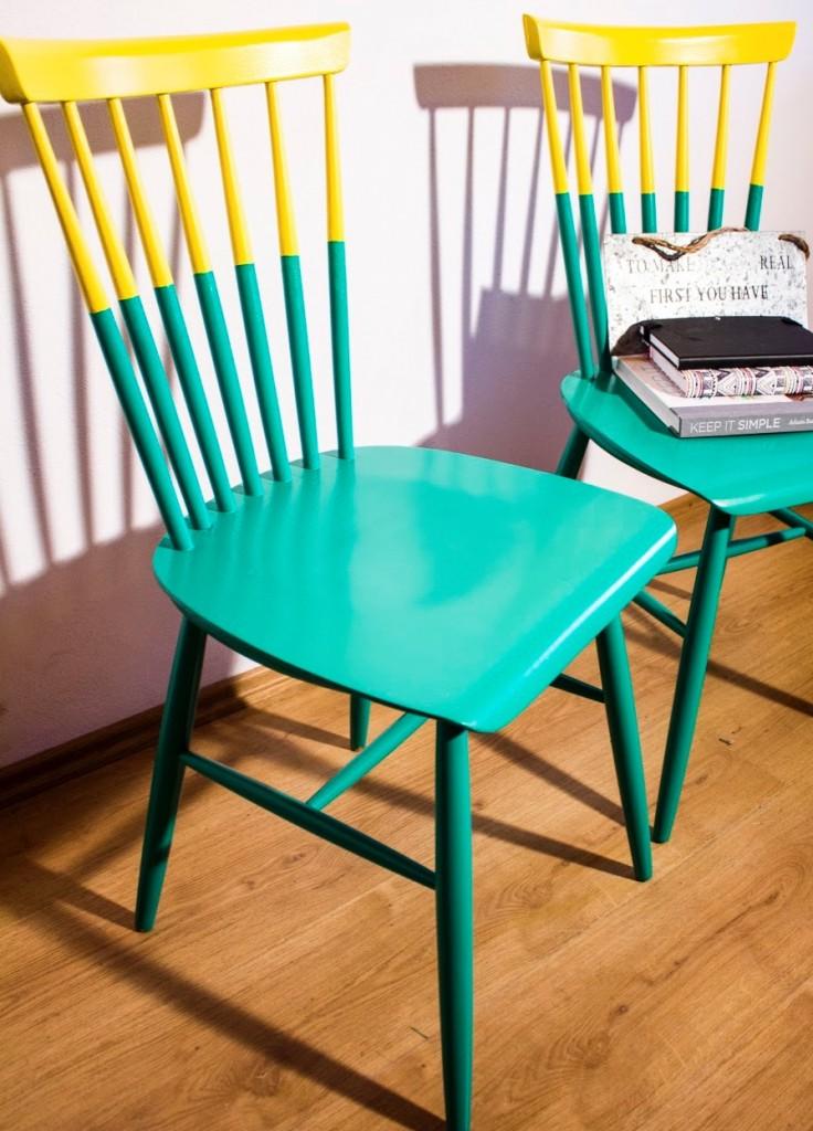 Pozostałe, Krzesła kolorowe