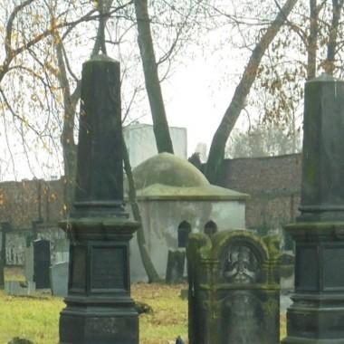 CMENTARZ ŻYDOWSKI Sosnowiec ul, Gospodarcza