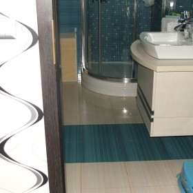 Niedokończona łazienka :(