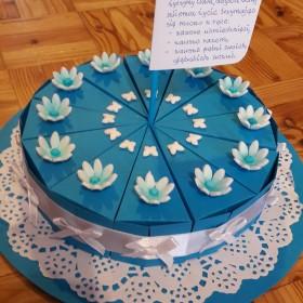 Zrób to sam/papierowy tort